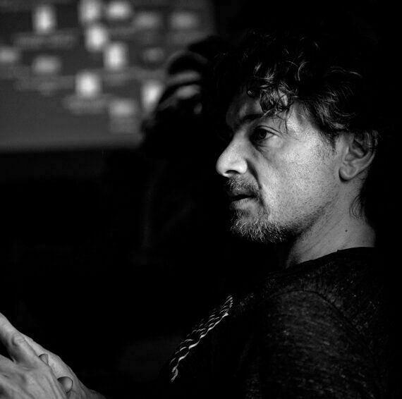Diego Orlando - Introduzione alla narrativa fotografica (portrait)