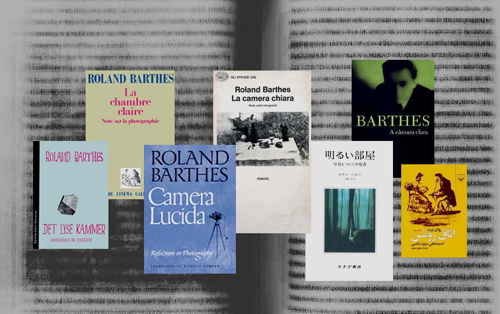 Roland Barthes - La Camera Chiara